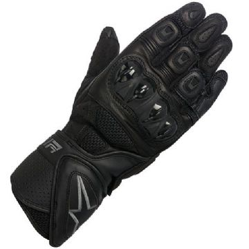 Alpinestars SP Air Vented Leather Motorcycle Sports Glove - Black